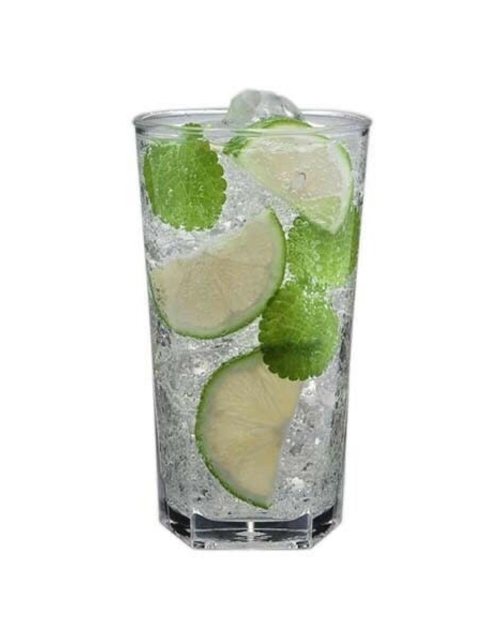 JASPER HI BALL 425ML GLASS ( POOL SAFE )