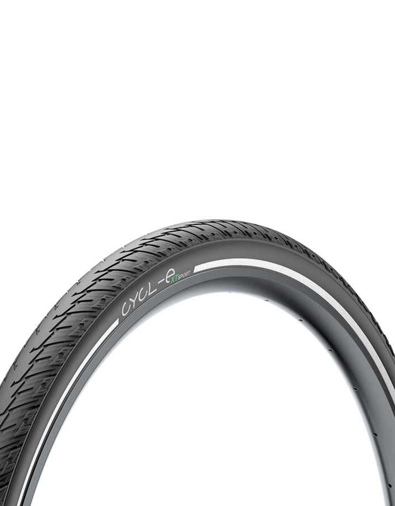 pirelli Pirelli, Cycl-e XTs, Tire, 700x42C, Wire, Clincher, Black