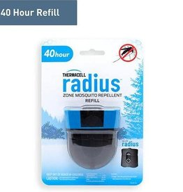 thermacell thermacell radius refill ( mosquito repellent )