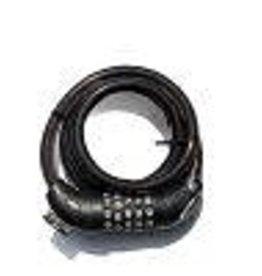 SEVEN PEAKS Seven Peaks flexible lock ( black )