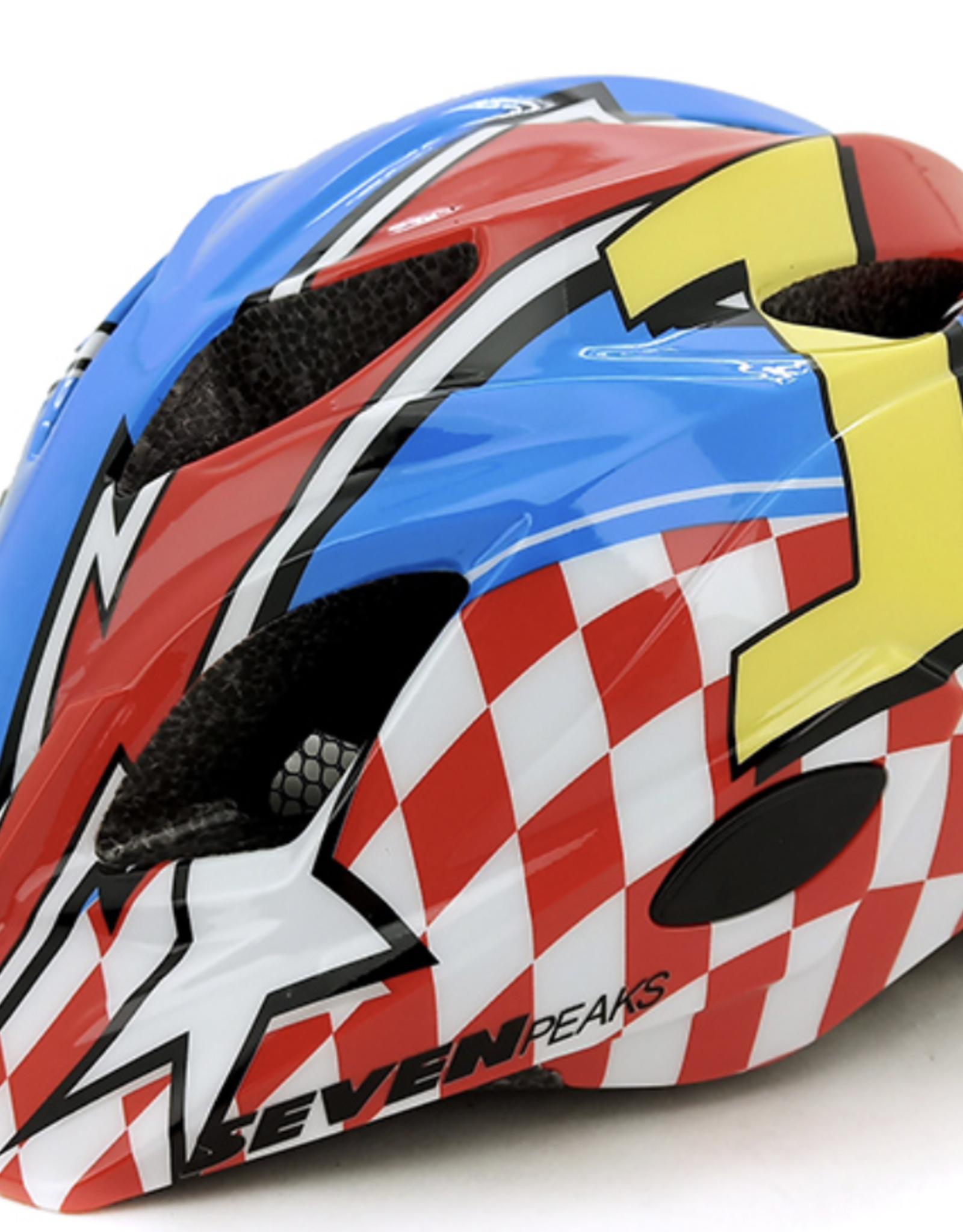 SEVEN PEAKS Seven Peaks Jr Helmet - Racer