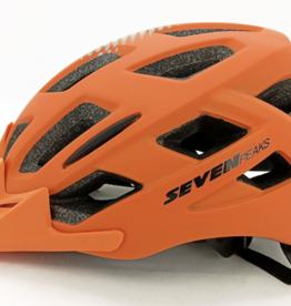SEVEN PEAKS Seven Peaks Helmet - Heroes - Orange - L/XL