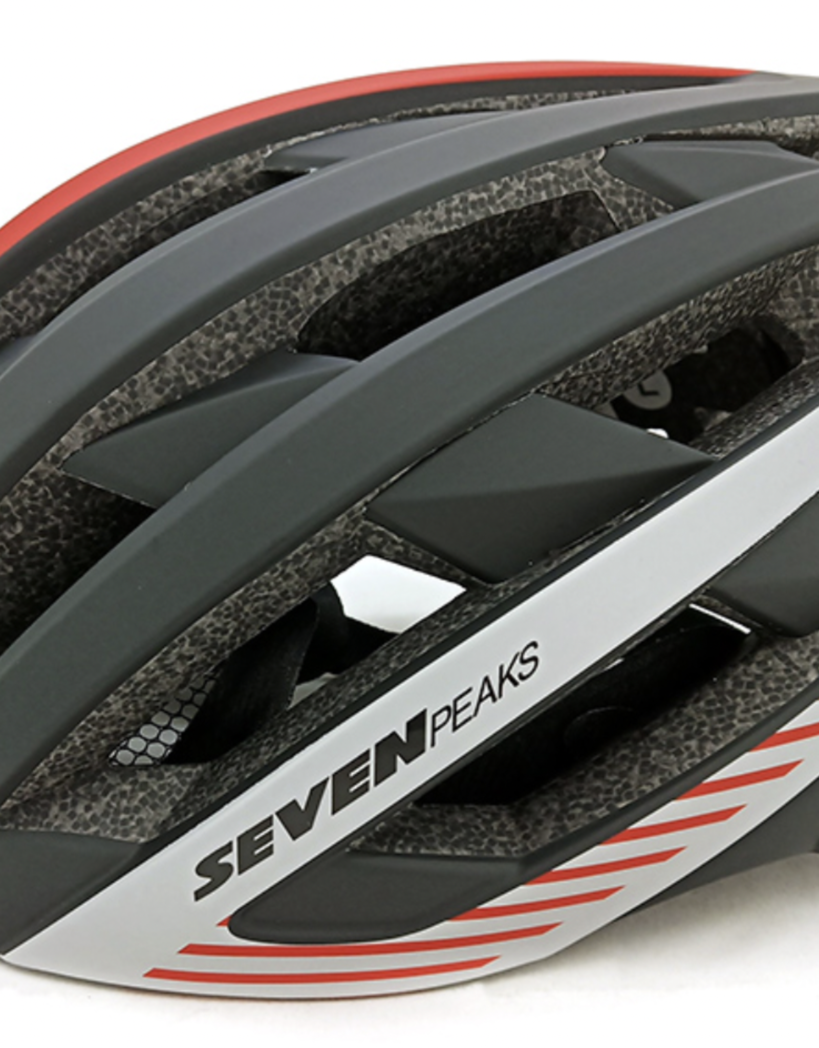 SEVEN PEAKS Seven Peaks - Helmet - world - black - S/M