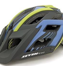 SEVEN PEAKS Seven Peaks - Helmet - Fierce - Blue - S/M