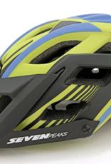 SEVEN PEAKS Seven Peaks - Helmet - Fierce - Green - L/XL
