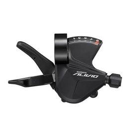 Shimano Shimano, Alivio SL-M3100, Trigger Shifter, Speed: 9, Black