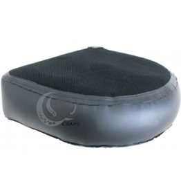 """PRO AQUA PRO AQUA BOOSTER SEAT :Description: ProAqua Spa Booster Seat - Black  Approximate dimensions once inflated: 14.8"""" (L) x 3.8"""" (H) x 14.2"""" (W)  This comfortable and attractive design features: Heavy duty booster seat  Chemical resistant mater"""