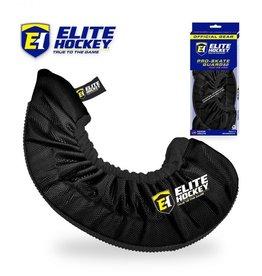 ELITE HOCKEY ELITE  PRO SKATE GUARD JUNIOR BLACK , SIZE 1-5