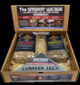 LUMBER JACK LUMBER JACK THE SMOKIN WEDGIE GIFT PACK