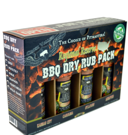 CROIX VALLEY CROIX VALLEY FOODS REGIONAL RUB GIFT PACK