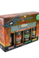 CROIX VALLEY CROIX VALLEY FOODS WING SAUCE GIFT PACK