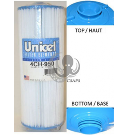 UNICEL UNICEL FILTER 4CH-950  Related Products : PSG27.5P2,