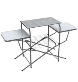 ASMOKE ASMOKE - FOLDING PORTABLE GRILL TABLE