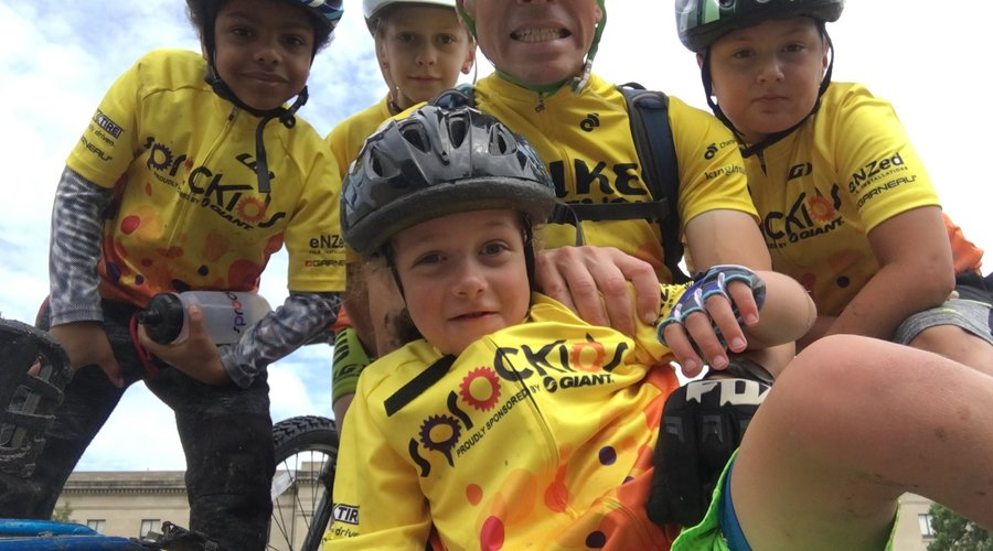 Letter from MB Cycling regarding Kids of Mud -- March 27