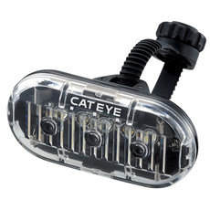 CATEYE CatEye, Omni 3, Light, Front, Clear