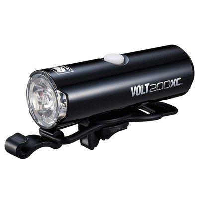 CATEYE CatEye, Volt 200 XC, Light, Front, Black