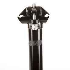 EVO EVO, E-Force Zero, Seatpost, Black, 27.2mm