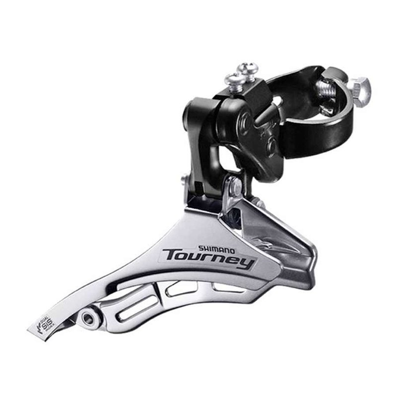 Shimano Shimano, Tourney FD-TY300, Front derailleur, 6/7., Down Swing, Top Pull, 31.8mm
