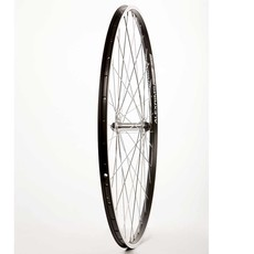 Wheel Shop Wheel Shop, Alex Ace17 Black/ Formula FM-21-QR, Wheel, Front, 700C / 622, Holes: 36, QR, 100mm, Rim