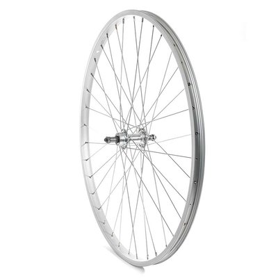 Wheel Shop Wheel Shop, Alex C303 Silver/ Formula FM-31-QR, Wheel, Rear, 27'' / 630, Holes: 36, QR, 135mm, Rim, Freewheel