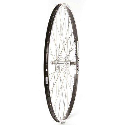 Wheel Shop Wheel Shop, Alex DM18 Black/ Formula FM-31-QR, Wheel, Rear, 700C / 622, Holes: 36, QR, 135mm, Rim, Freewheel