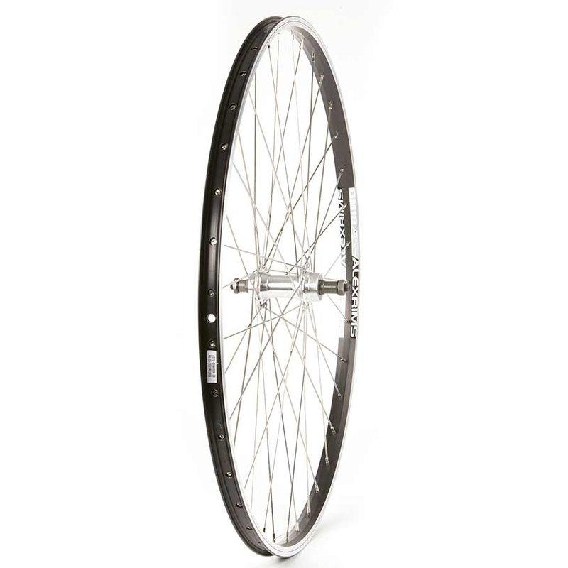 Wheel Shop Wheel Shop, Alex DM18 Black/ Formula FM-31-QR, Wheel, Rear, 700C / 622, Holes: 36, QR, 135mm, Rim, Freewheel