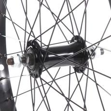 Wheel Shop Wheel Shop, Alex J303 Black/ Joytech A075, Wheel, Front, 20'' / 406, Holes: 36, Bolt-on, 100mm, Rim