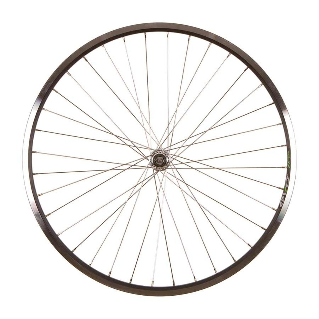 Wheel Shop Wheel Shop, Evo Tour 19 Black/ Formula FM-21-QR, Wheel, Front, 27.5'' / 584, Holes: 36, QR, 100mm, Rim