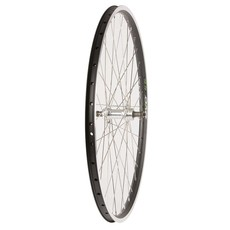 Wheel Shop Wheel Shop, Evo E-Tour 19 Black/ Formula FM-31-QR, Wheel, Rear, 27.5'' / 584, Holes: 36, QR, 135mm, Rim, Freewheel