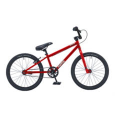"""FREE AGENT CHAMP GLOSS RED 20"""" Wheels 17"""" Reach"""