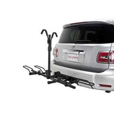 Hollywood Racks Hollywood Racks, Sport Rider, Hitch Mount Rack, 1-1/4'' and 2'', Bikes: 2