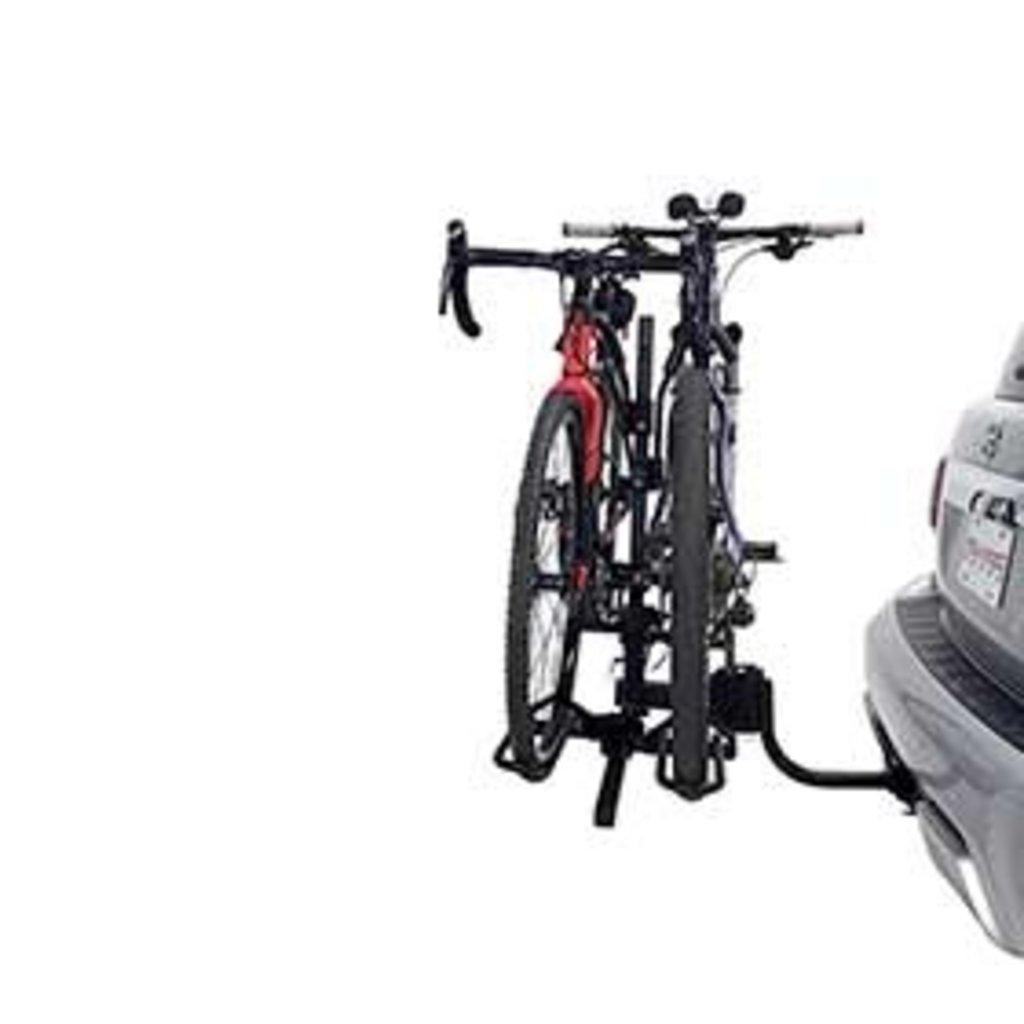 Hollywood Racks Hollywood Racks, Sport Rider, Hitch Mount Rack, 1-1/4'' and 2'', Bikes: 2
