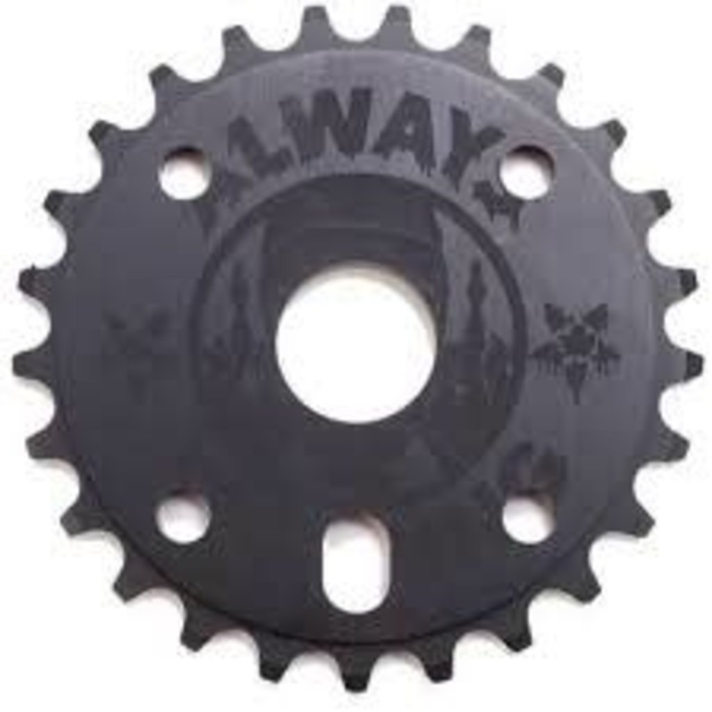 FIEND FIEND REYNOLDS SPROCKET 25T BLACK