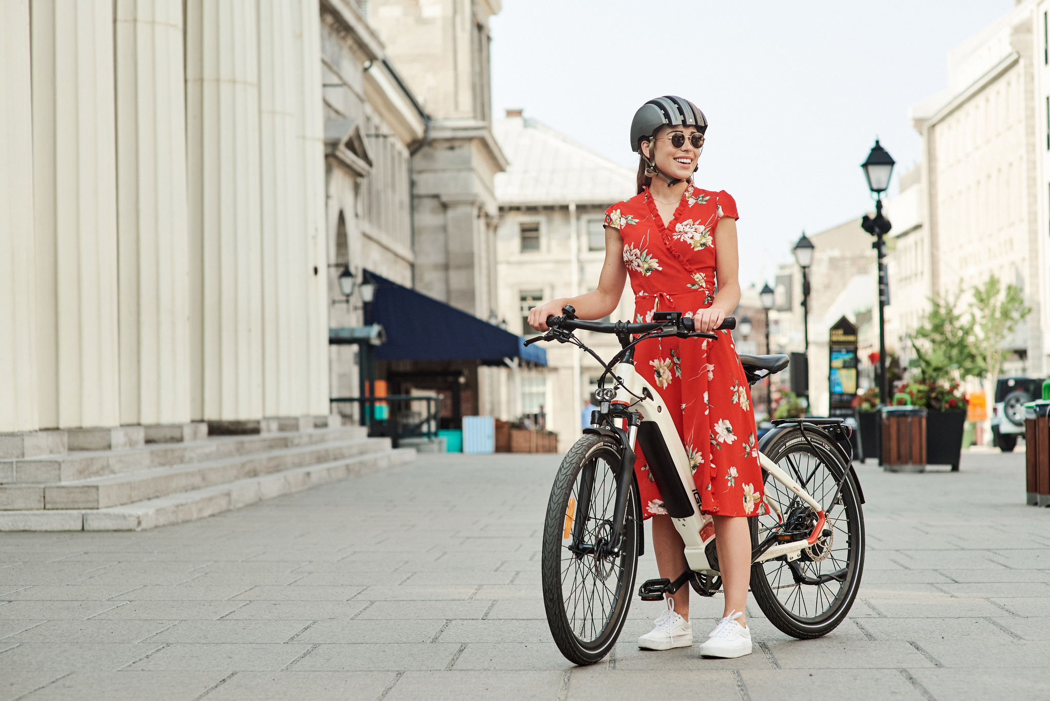 Who is a Electric Bike for?