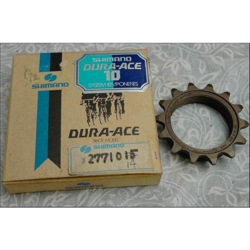 Shimanp Dura-ace Track modle Sproket 14 teeth fixed gear