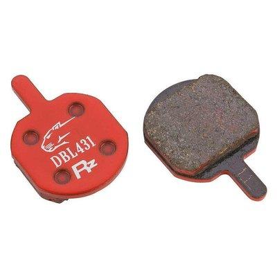 Jagwire Jagwire, Semi-metallic, Hayes CX5, MX5, MX4, MX3, MX2, Sole Mountain Sport, Disc brake pads