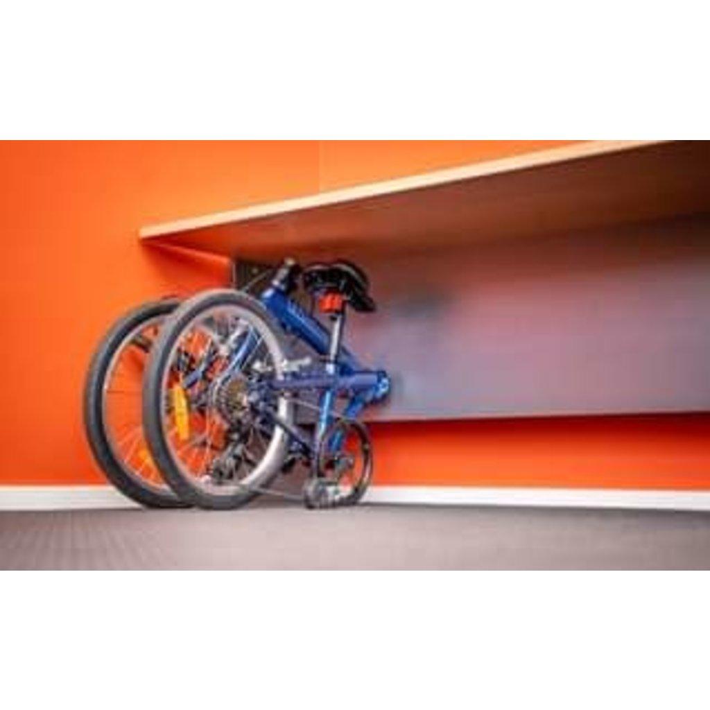 Stowaway Radius Stowaway, Folding Bike Blue