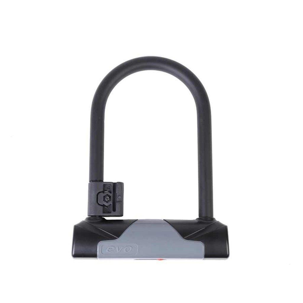 """EVO EVO, Lockdown, U-Lock, Key, 90x140mm, 3.5x5.5"""", 14mm Thickness"""