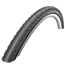 Schwalbe Schwalbe, X-One Speed, Tire, 700x33C, Folding, Clincher, Dual, RaceGuard, 67TPI, Black