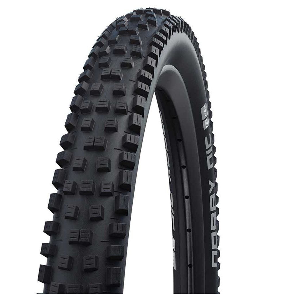 Schwalbe Schwalbe, Nobby Nic Addix, Tire, 29''x2.35, Folding, Tubeless Ready, Addix Performance, TwinSkin, 67TPI, Black