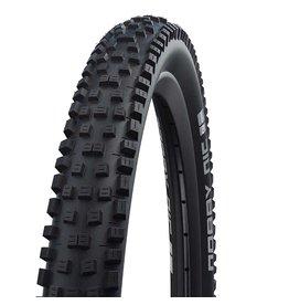 Schwalbe Schwalbe, Nobby Nic Addix, Tire, 29''x2.35, Folding, Tubeless Ready, Addix Performance, TwinSkin, 67TPI, Black