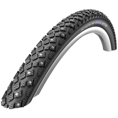 Marathon Winter Plus, Studded Tire, 26''x2.00