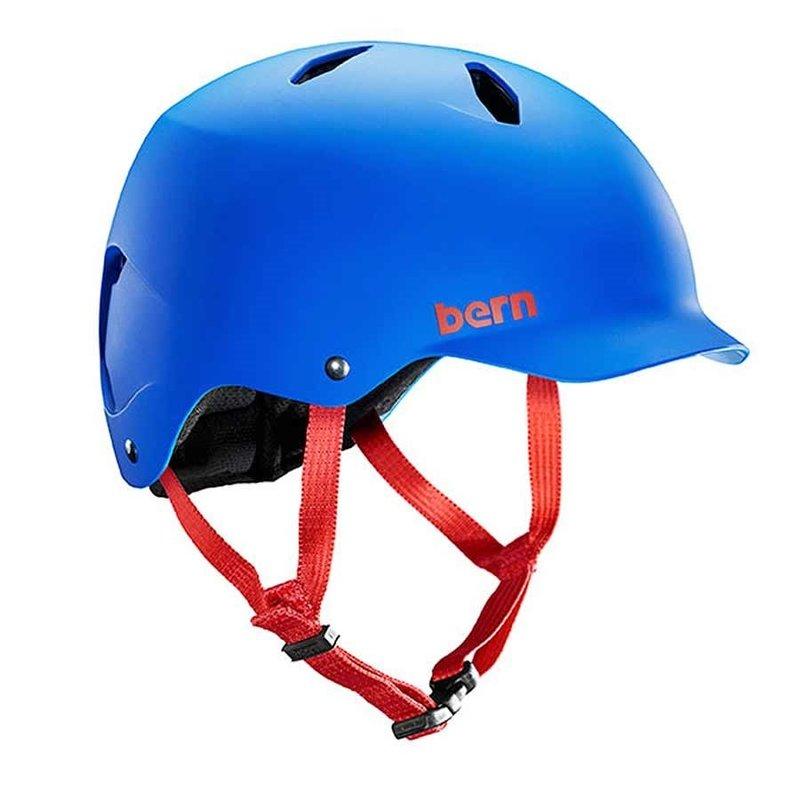 Bern Bern, Bandito, Helmet, Matte Cobalt Blue, SM, 54 - 57cm