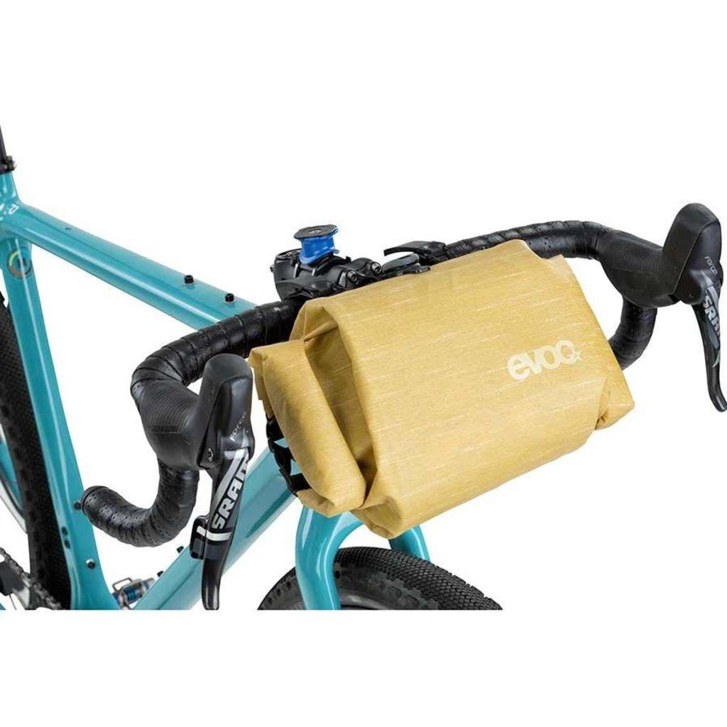 EVOC EVOC, Handlebar Pack Boa L, Handlebar Bag, 5L, Loam