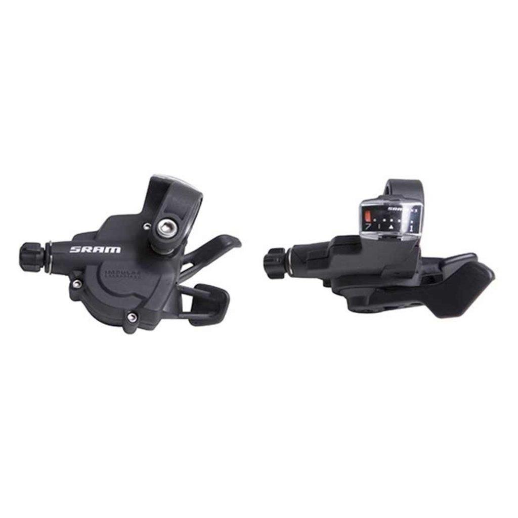 SRAM SRAM, X.3 Trigger shifter, 3x7sp, Pair