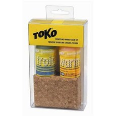 Toko Sportline warm/cold grip wax kit
