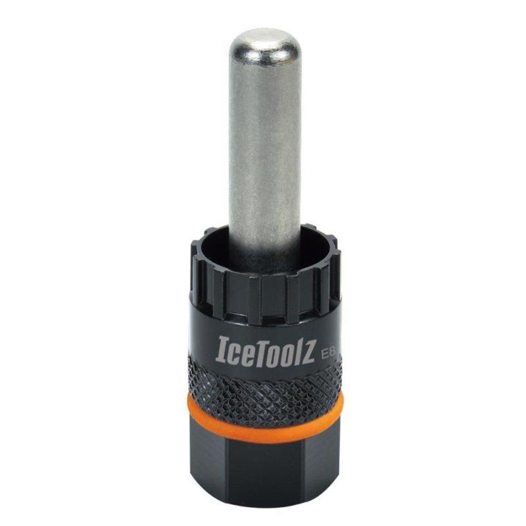 ICETOOLZ Icetoolz Bike Cassette Lockring Removal Tool   - 5MM Guide