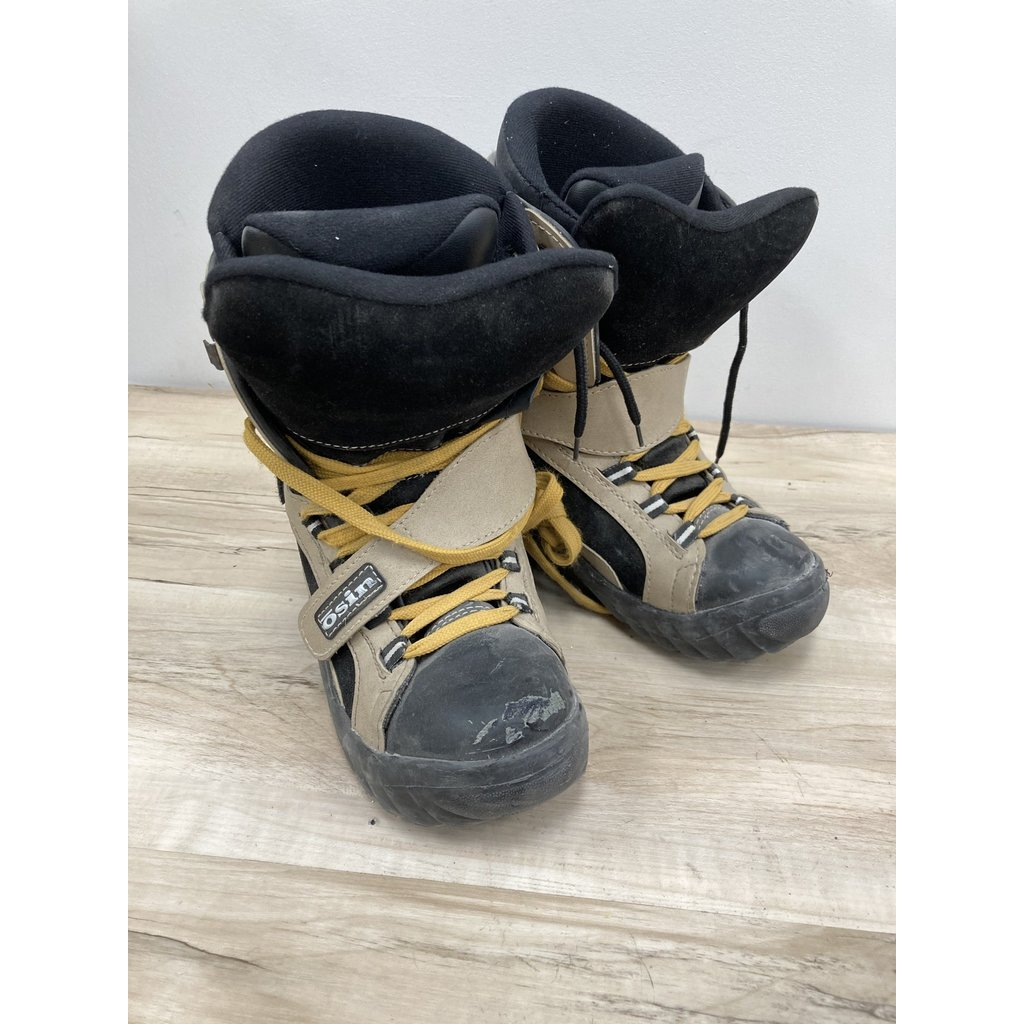 Used Snowboard Boots Osin size 5.5 (Old Rental Stock)