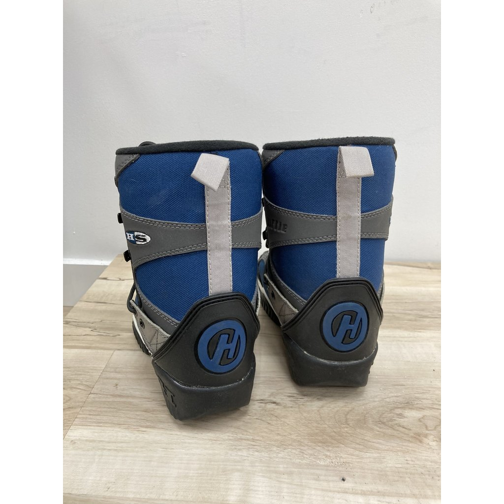 Heelside Snowboard Boots Blue Size 6 (NOS)
