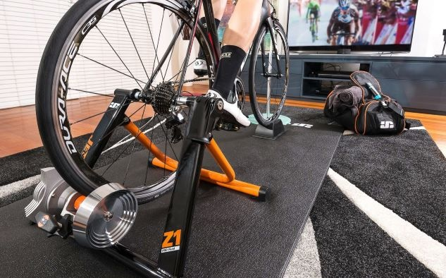 Looking for a Peloton? Get a Bike Trainer instead!